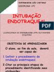 intubação Endotraqueal