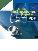 Guia Profesional Definitiva INSTRUCCIONES PREVIAS[1]. 21-4