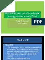 (Ajeng) Stadium Kanker Payudara Dengan Menggunakan Sistem TNM