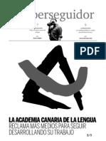 El perseguidor 41 - revista de limba spaniola din Tenerife