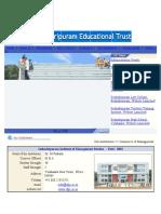 Seshadripuram College