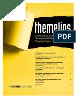 Themelios, Volume 36 Issue 1