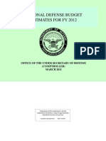 DoD Green Book Final FY12