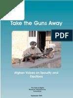 Take the Guns Away