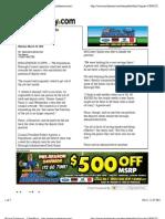 03-21-2011 - Deputy Clerk Post is History in Cliffs