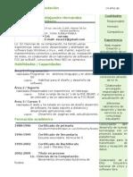 Curriculum 2010