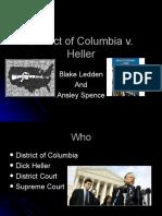 District of Columbia v Heller