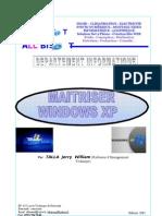 Apprendre Le Windows Xp