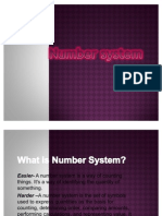 What is Number System