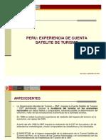 Cntabilidad Pbi Turismo Macroecnomia