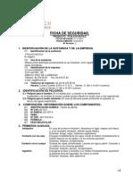 Ftalato de Butilo MSDS