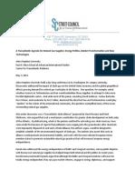 A Transatlantic Agenda for Natural Gas Supplies