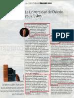 LA UNIVERSIDAD DE OVIEDO Y EL MOBBING