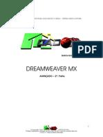 Curso de Dreamweaver Avançado