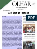Jornal Olhar abril 2011