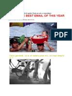 E Mail Ul Anului