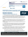 ValuEngine.com Market Valuation Watch is Off