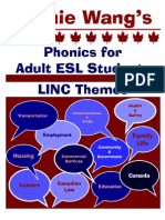 Sophie Wang's Phonics Book for Adult ESL Students