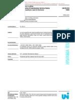Norme Uni en Iso 14683 Ponti Termici Semplificato