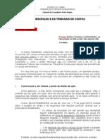 Artigo do TCE do Ceará