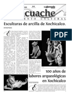 100 años de investigaciones en Xochicalco