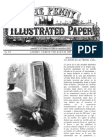 Muerte de Dorian Gray (simulación periodística)