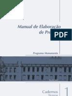 Manual de Elaboracao de Projetos_1168630291