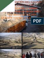 GALPÓN DE CLASIFICACIÓN DE BASURA, Simiatug