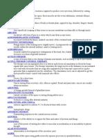 Termeni Medicali in Lb Eng Explicati