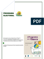 Programa Electoral Lv