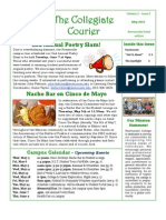 Collegiate Courier May 2011