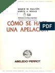 Colección Práctica ABELEDO PERROT (Cómo se hace una apelación)