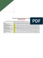 Cronograma T1 de 2009 v0110