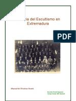Historia Del Escultismo en Extremadura