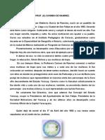 Carmen de Ramirez Biografia