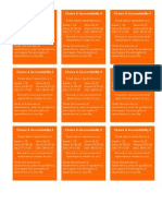 Choice & Accountability 4 - Eraser Covers