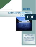 Estudio de Impacto Ambiental(Proyecto Miel I)