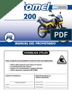 Skua 200 Manual
