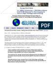 New Energy And Oil Production Technology Stock News