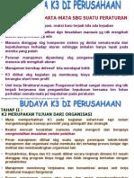 Budaya K3