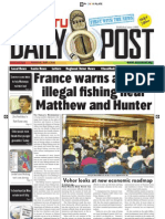 Today's Newspaper Thursday, May 5 2011