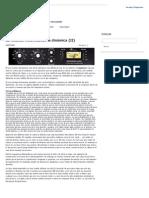 La mezcla_ modificando la dinámica (II) | Hispasonic