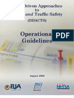 Data Driven Approaches to Crime and Traffic Safety