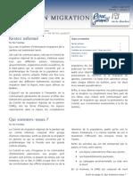 Bulletin CRMJ Juillet-août 2009