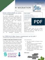 Bulletin CRMJ novembre-décembre 2009