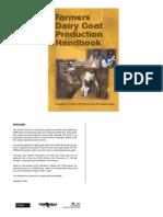 Farmers Dairy Goat Production Handbook