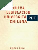 Ley General de Universidades
