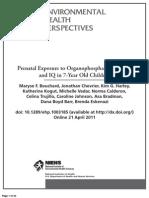 PrenatalExposuretoOrganophosphateehp.1003185
