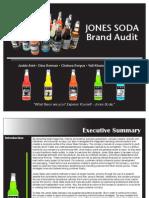 Brand Audit - Jones Soda