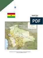 Perfil Económico de Bolivia 2006